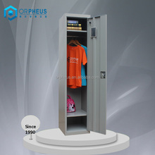China Furniture Metal Clothes Ark Single Door Locker
