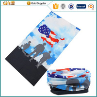 OEM Tube Sports Dye Sublimated Bandana, Tube Bandana, Bandana