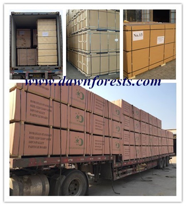 Good quality finger-jointed Brown/Black film faced plywood for construction usage