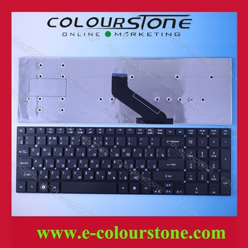 Brand new Laptop Keyboards for ACER 5830T Russian Black
