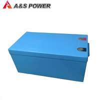 Rechargeable Customized 26650 Li-ion Battery Pack 24v 150Ah Lifepo4 Battery