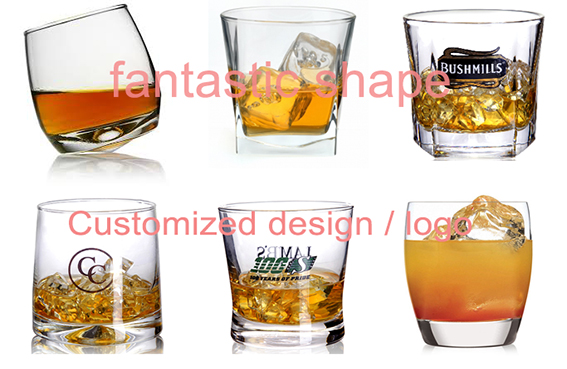 novelty whisky glasses