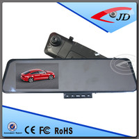 Chinese Car Sercurity System 4.3 Inch HD Car Rearview Mirror Camera DVR