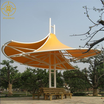 membrane structure glamping landscape canopy tents