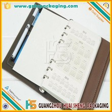 Custom Paper Table Calendar Planner