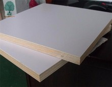 Low Price Waterproof 18mm White Melamine Plywood