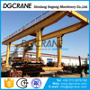 5/10~75/20T Double Girder Gantry Crane Manufacturer With Hoist