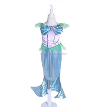 Custom made baby mermaid costume Faiiy tale costume Kids lovely Ariel costume Princess