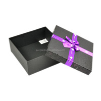 Custom Jewelry Packing Paper Gift Box