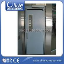 Special promotional double hospital door closer