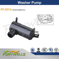 FP-201A, windshield 12v 24v car washer pump