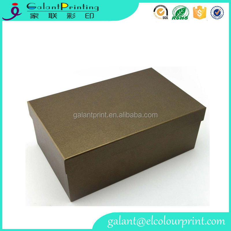 Wholesale Products Recyclable Shoes Paper Boxes Alibaba Shoe Packaging Boxes From China