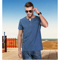 Mens T-Shirts Tops Fitness o-neck Hip Hop Men Cotton T-Shirts Fake Two Pieces Clothes Super Large Size Casual Dry Fit T-Shirt