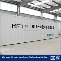 Package Sewage Treatment Plant MBR filter manufacturers