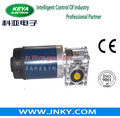 24V 375W DC Worm Gear MotorLow Speed Motor