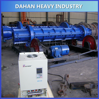 High Quality Drainage And Road Culvert The Centrifugal Concrete Pipe Making Machine