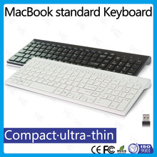 OEM/ODM Computer Multimedia Wireless Keyboard_Slim Chocolate Keyboard