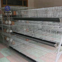 Plastic Chicken Cage Layer Egg Chicken Cage/Poultry Farm House Design