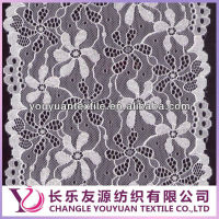 2013 Newest Fashion Double Edged Color Lace