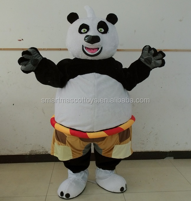 movie character mascot make cartoon costumes for adult