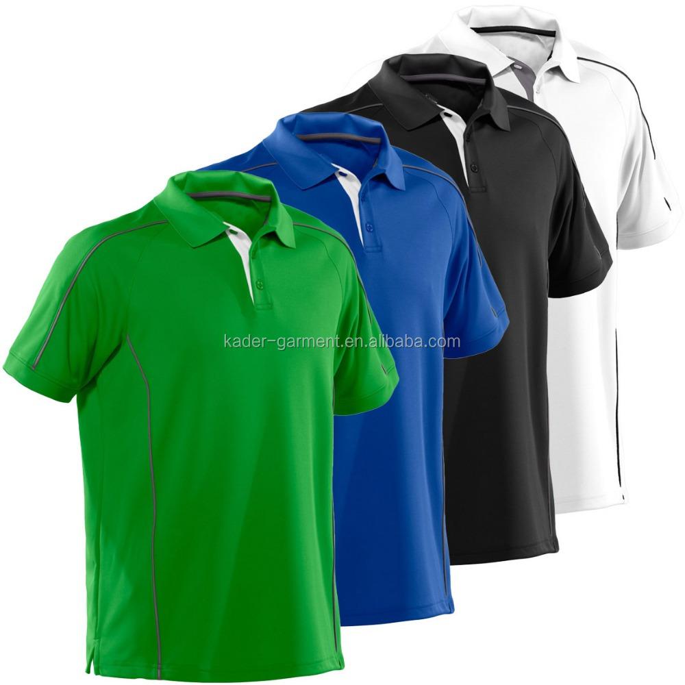 Mens polo t shirt sport polo shirt golf polo shirts for Mens dri fit polo shirts wholesale