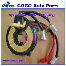 High Quality Spiral Cable Clock Spring For Mitsubishi PAJERO V31 OEM MR228112