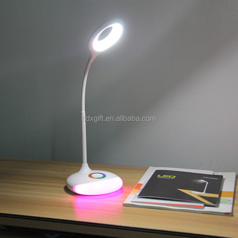 color temperature with usb port flexible with touch sensor with RGB LIGHT