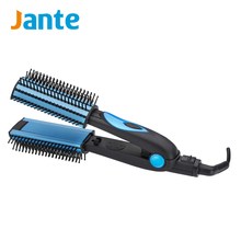 JANTE Highest Demand Products Ultrasonic Cold Iron Hair Straightener From Italy