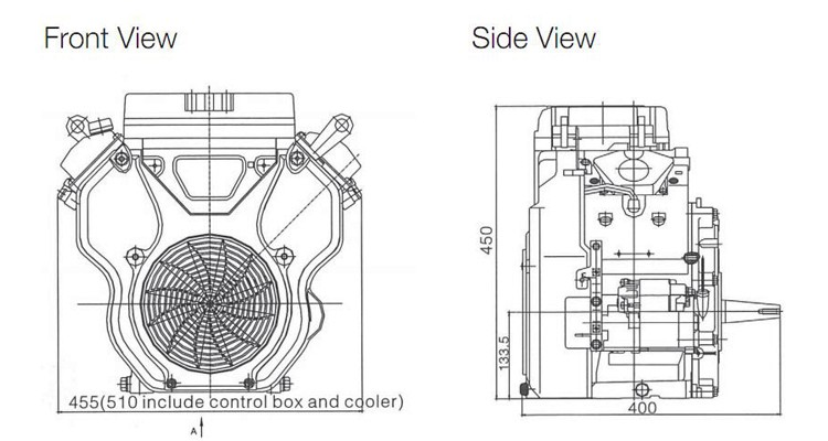 best price    powergen lc2v78fd 678cc v twin 2 cylinder