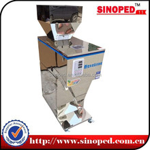 table top dry powder filling machine