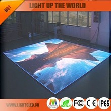 Wholesale Price P5 LED Panel Interactive LED Video Dance Floor Software