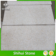 Factory Natural Flamed Beige Granite tile