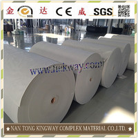 Big Roll PP Spunbonded Nonwoven Fabric For Agriculture//(Factory) China KINGWAY
