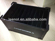 Cutomized best price pp corrugated plastic sheet box
