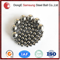 G1000 AISI52100 100cr6 Gcr15 9mm 10mm Chrome Steel Ball for Grinding Chocolate Food