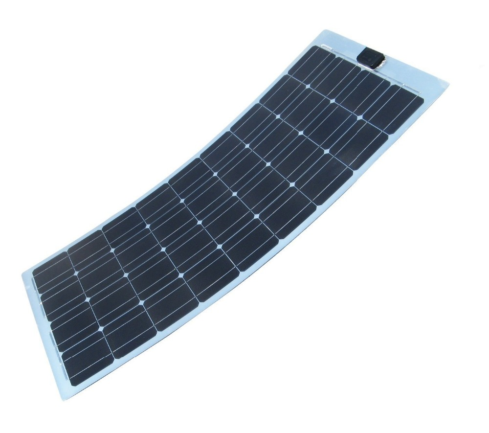 Flexible and big power 10W to 150W mono solar panel manufacturers in china