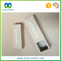 Gift packaging customized paper body essential oil box