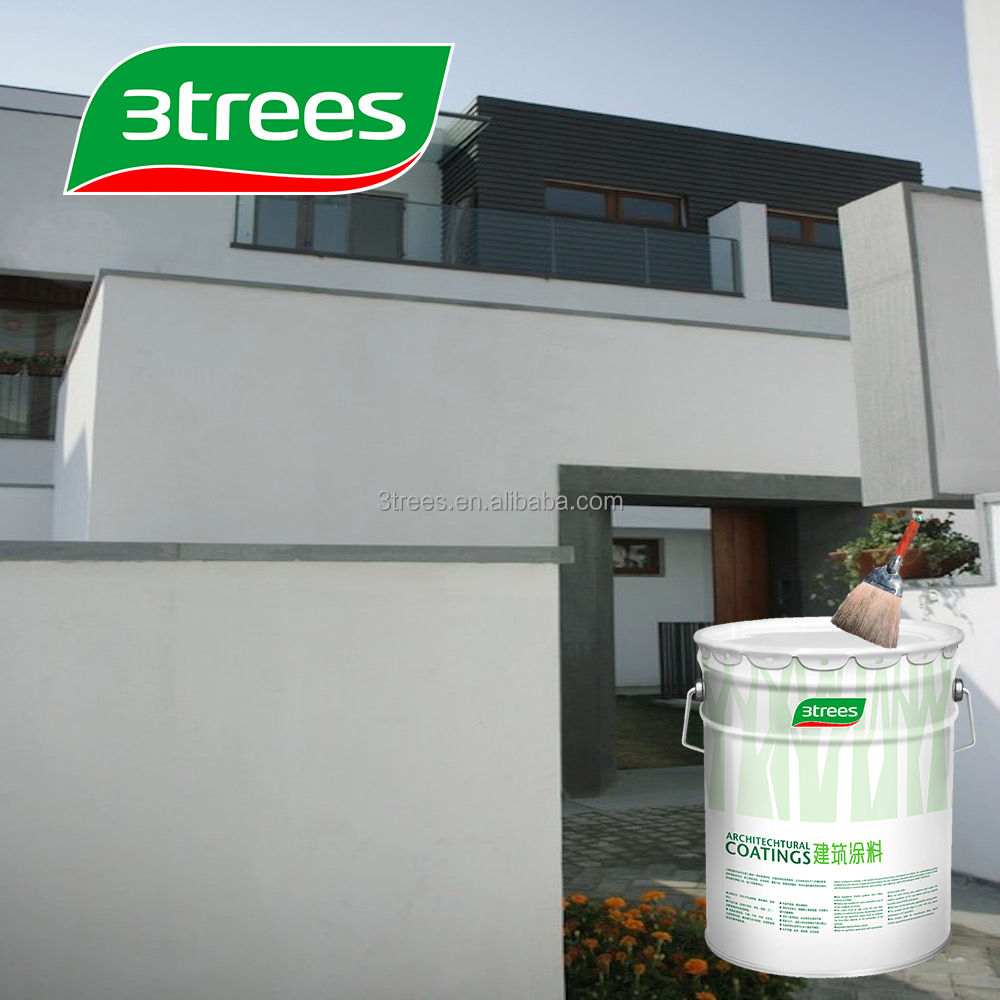 3TREES Hot cover sealer plus Anti-alkali exterior sealer paint(free sample)