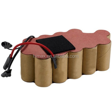 nicd sc 2000mah 12v rechargeable battery paper type/Ni-Cd 12V SC2000 Battery pack