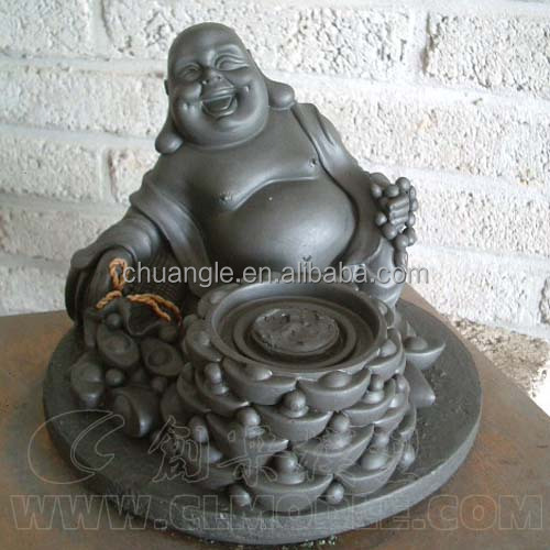 Customized Fu-Shou-Lu figure, COM figure, god of wealth statue