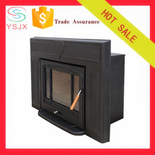 high efficiency multi fuel coal wood fireplace inserts sale
