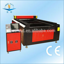 high configuration laser machine NC-C1325 die board laser cutting machine