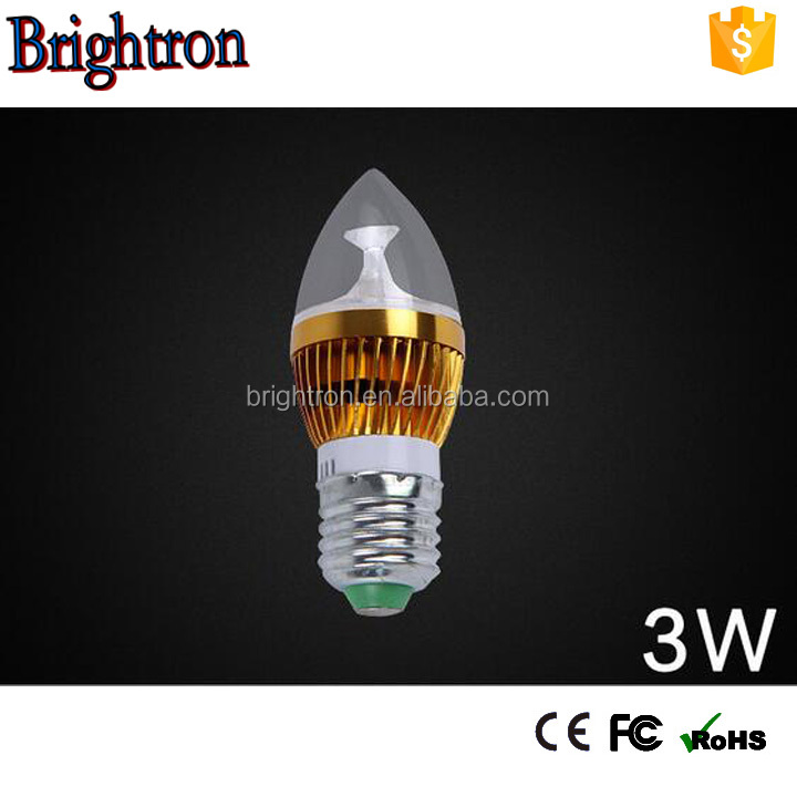 China 2016 new products edison led filament bulb e14 for home decoration