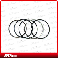 High Performance Motorcycle 125cc Motorcycle parts Motorcycle Engine Piston Rings For GN125