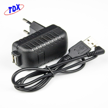 UL FCC CE GS Mini Size USB Power Adapter 5v 1a Charger