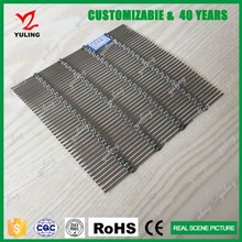Decorative Metal Coil Wire Mesh Curtain Drapery