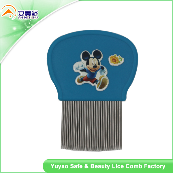factory price pet comb nit and flea free lice comb