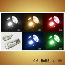 Alibaba Best Supplier high quality 5000k 6000k Led Light Auto white 12v 24v t10 5630 canbus