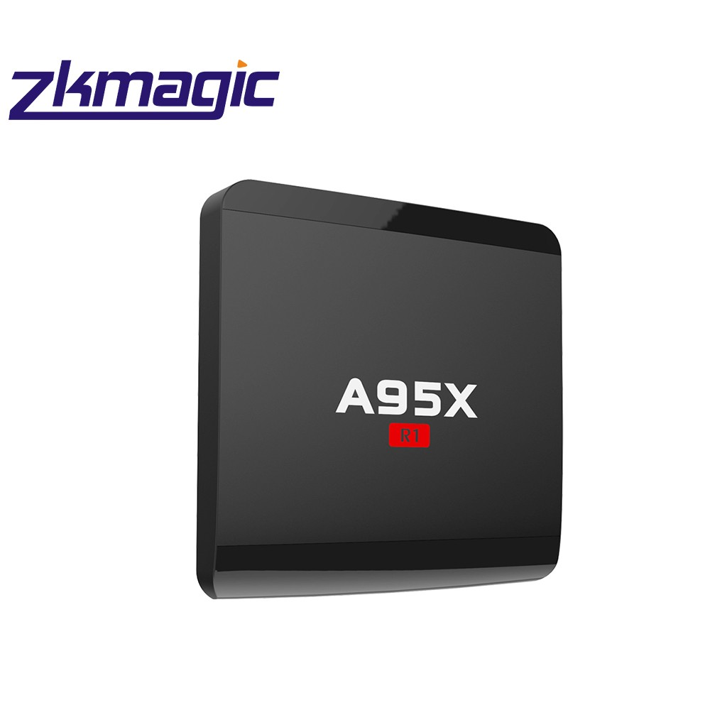 2017 Do Logo on the device ! A95X R1 Rockchip RK3229 Quad core media player for home use Android 6.0 TV Box