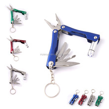 Cute Design Mini Pocket LED Multi Tool For Promo Gift